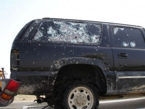 Armored Vehicle Attack
