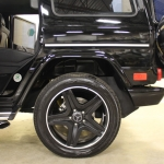 Armored Bulletproof Mercedes Benz G63 AMG